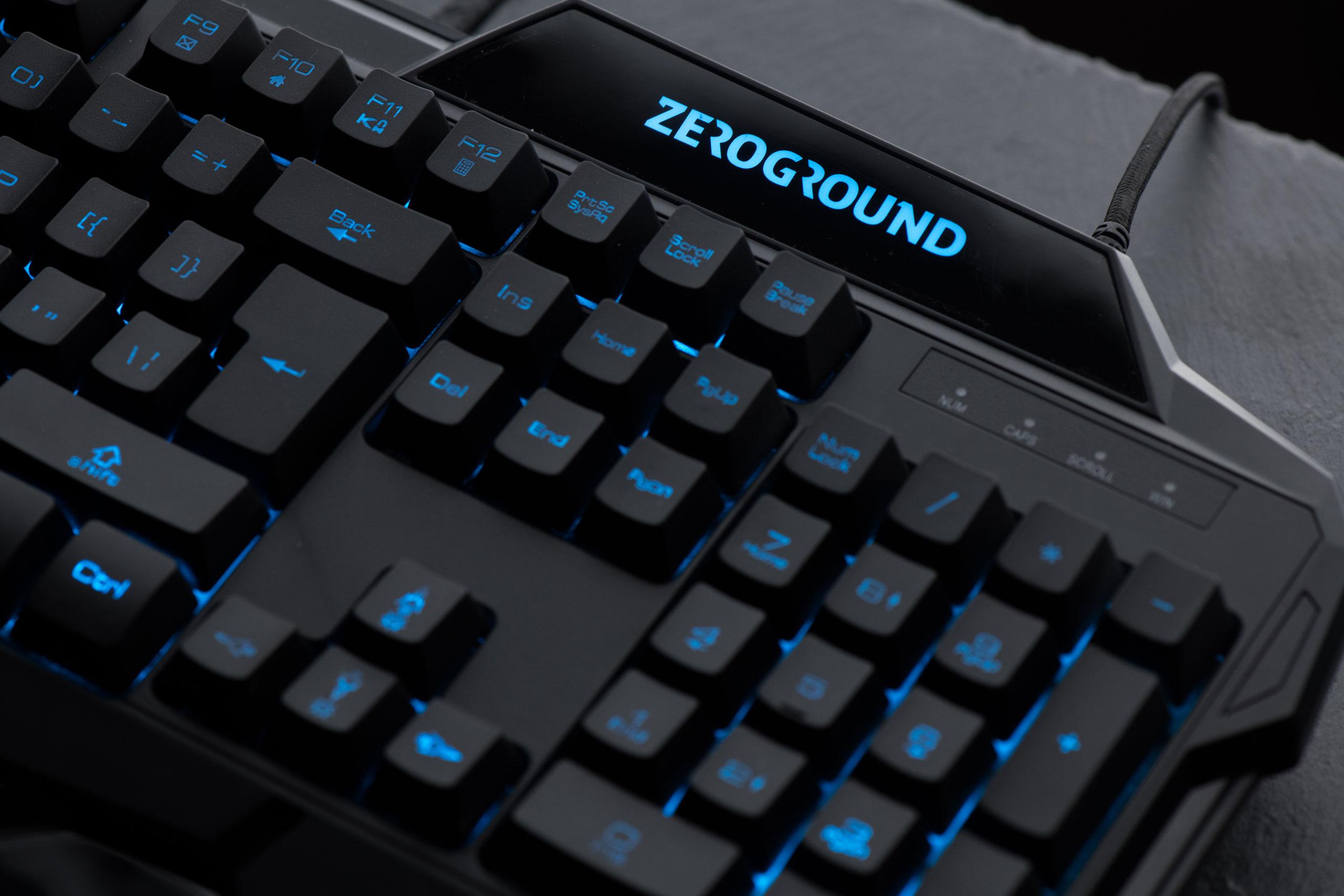 ZeroGround Hanzo 2.0 1