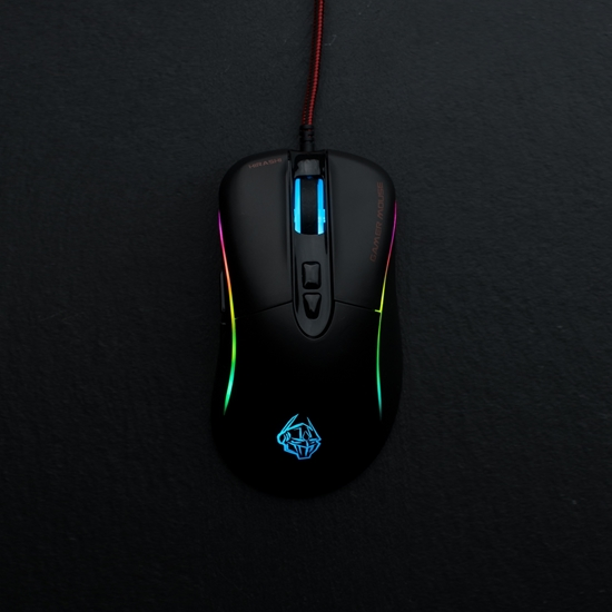 ZeroGround Hirashi 7 - Gaming mouse