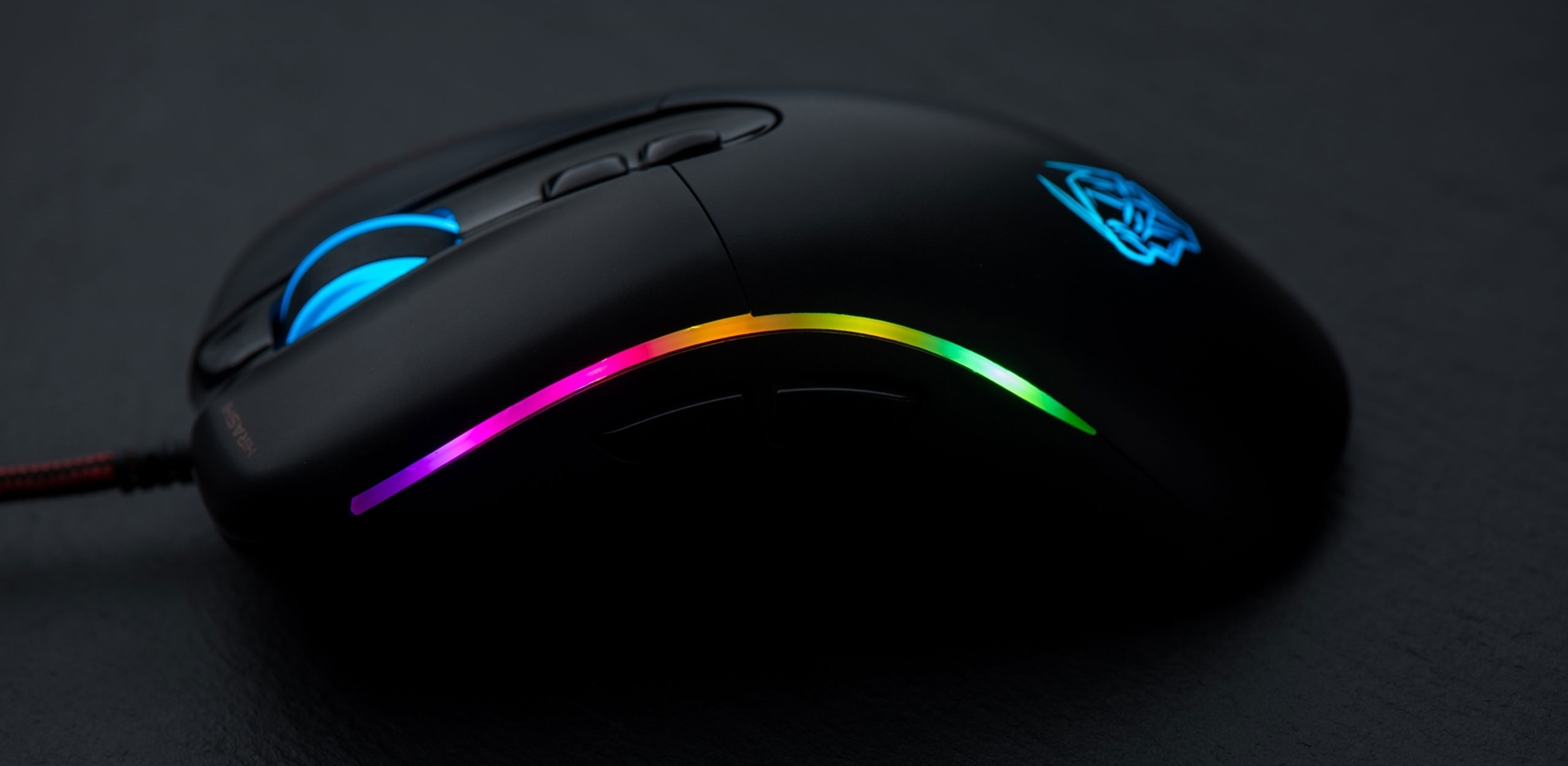 ZeroGround Hirashi - Gaming mouse