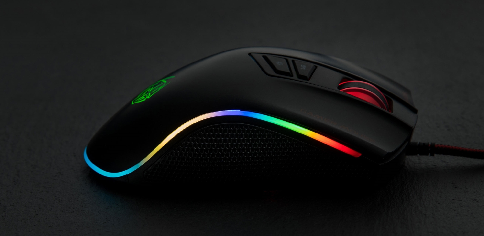 ZeroGround Soriin - Gaming mouse