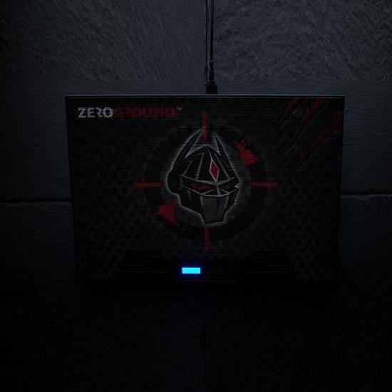 ZeroGround Sakai - Laptop cooler