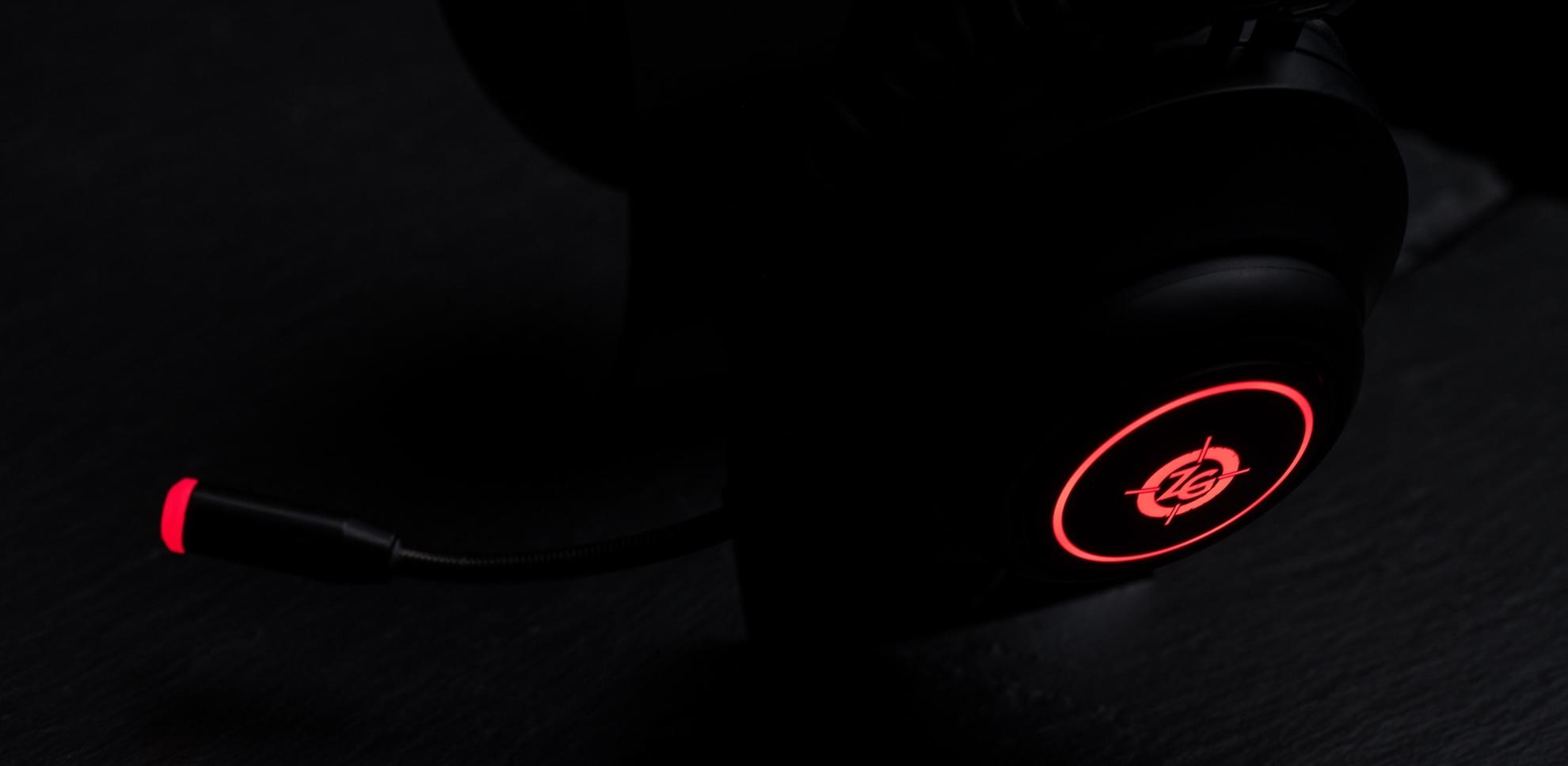ZeroGround Okimo - Gaming headset