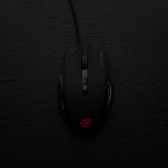 ZeroGround Horio 2.0 - Gaming mouse