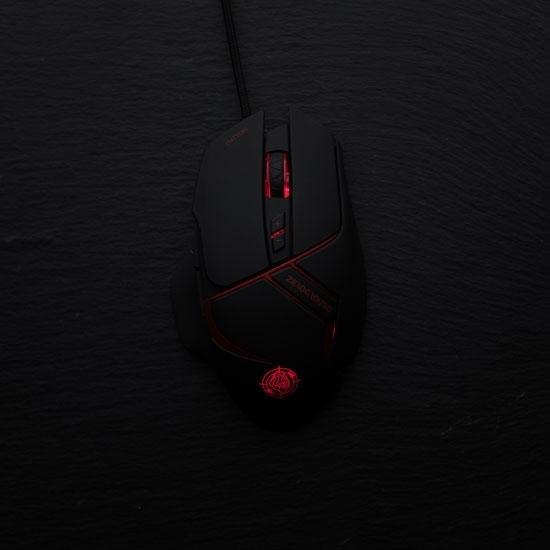 ZeroGround Hattori - Gaming mouse