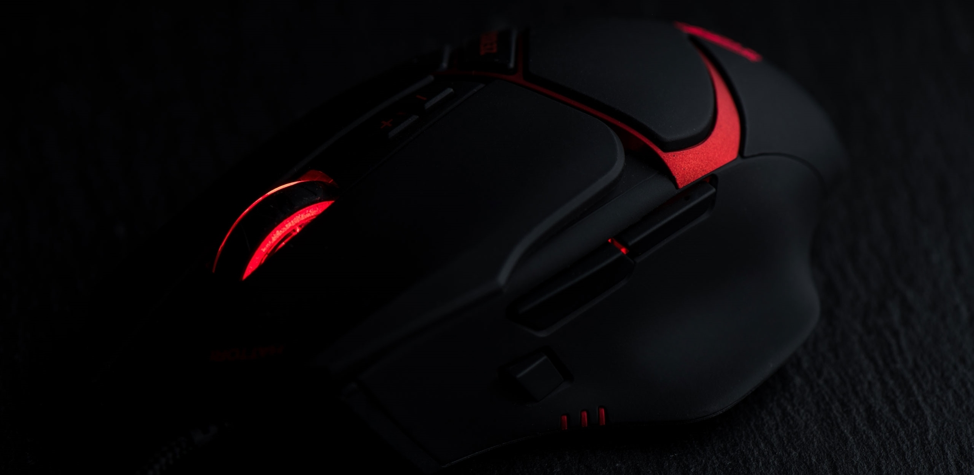 ZeroGround Hattori - Gaming mouse
