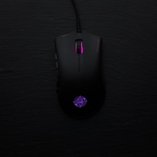 ZeroGround Niiro Pro - Gaming mouse