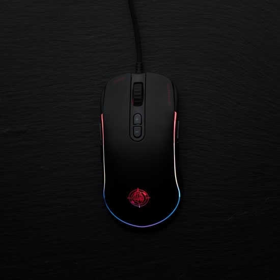 ZeroGround Saigo - Gaming mouse