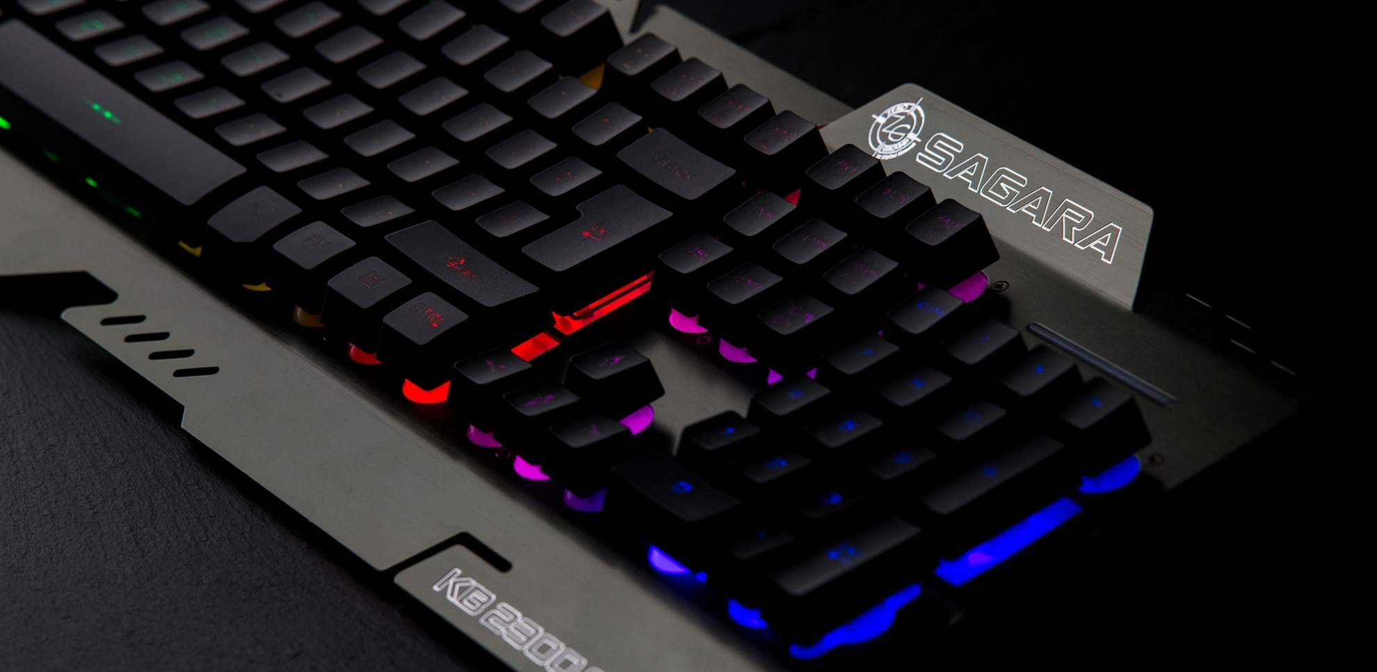 ZeroGround Sagara - Gaming keyboard