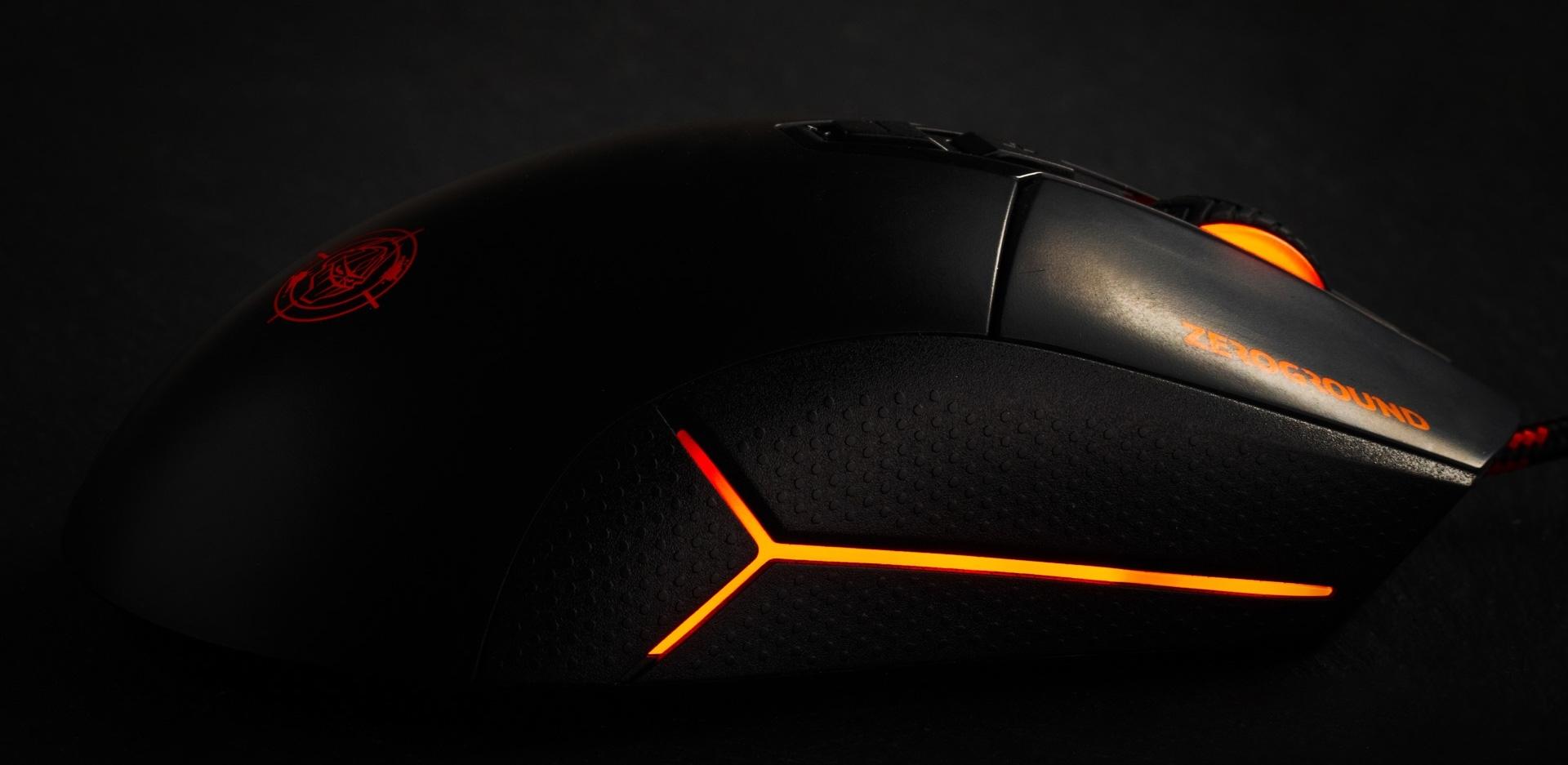 ZeroGround Daito - Gaming mouse
