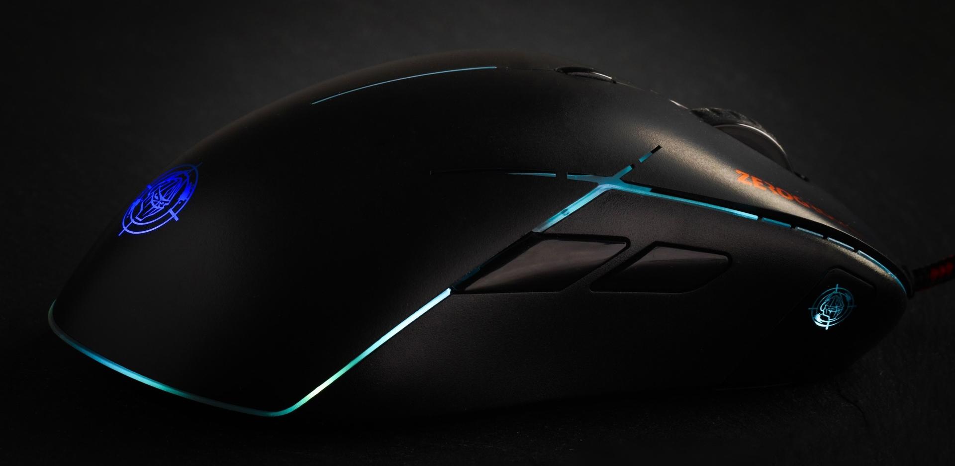 ZeroGround Kaito 2.0 - Gaming mouse