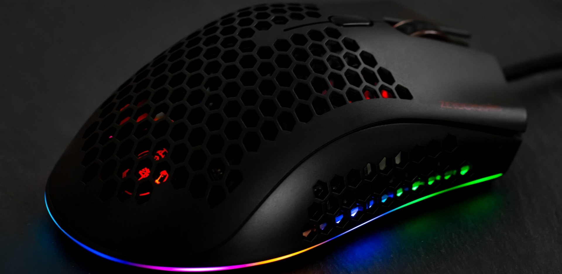ZeroGround Soriin Pro - Gaming mouse