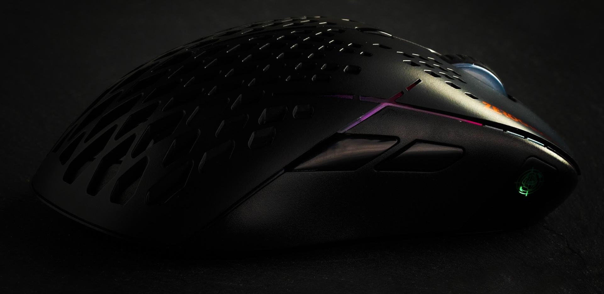 ZeroGround Hasiba 3.0 - Gaming mouse