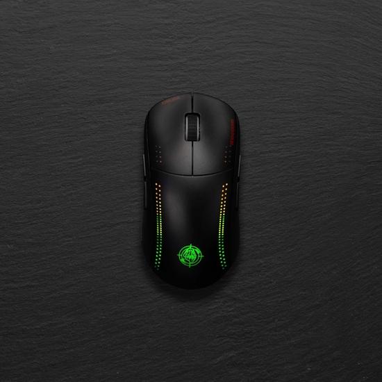 ZeroGround Kimura 3.0 Black - Gaming mouse