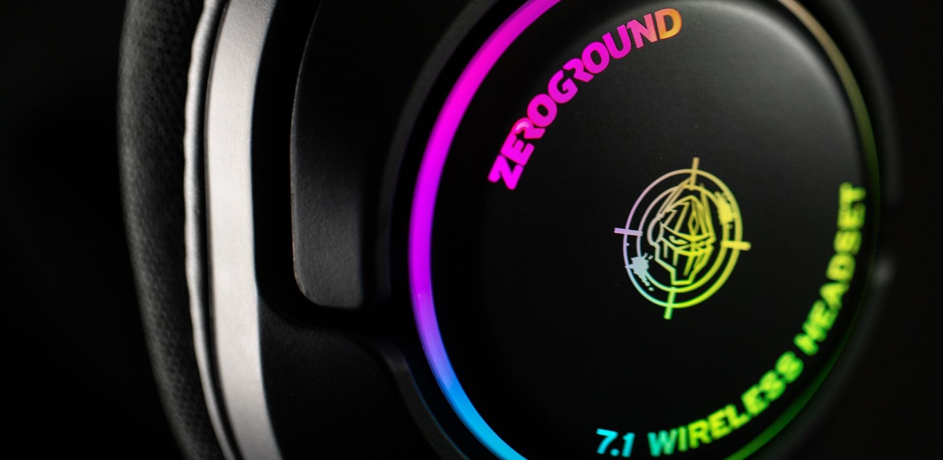 ZeroGround Akashi - Gaming headset