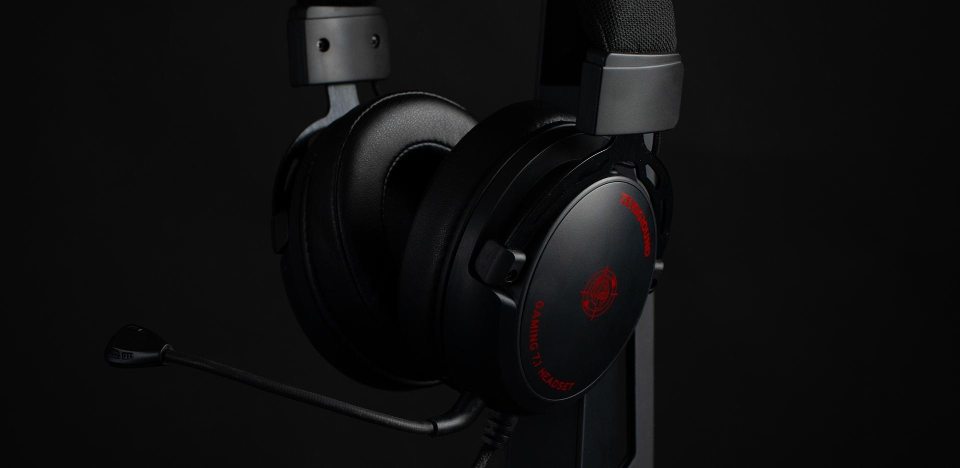ZeroGround Ikeda 2.0 - Gaming headset