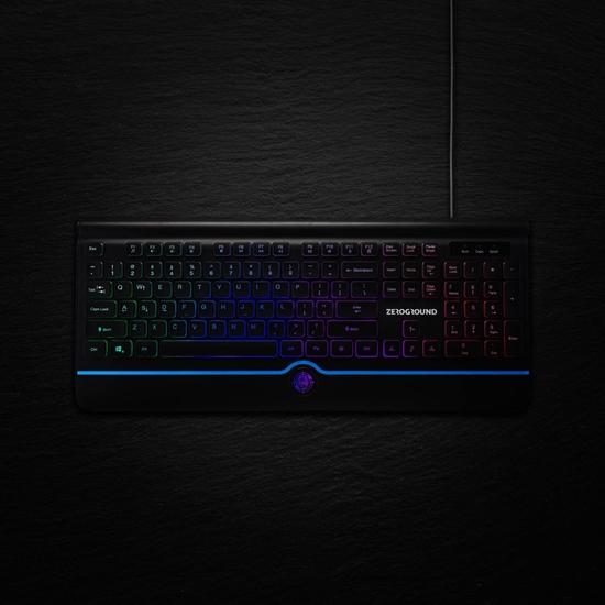 ZeroGround Soki 2.0 - Gaming keyboard
