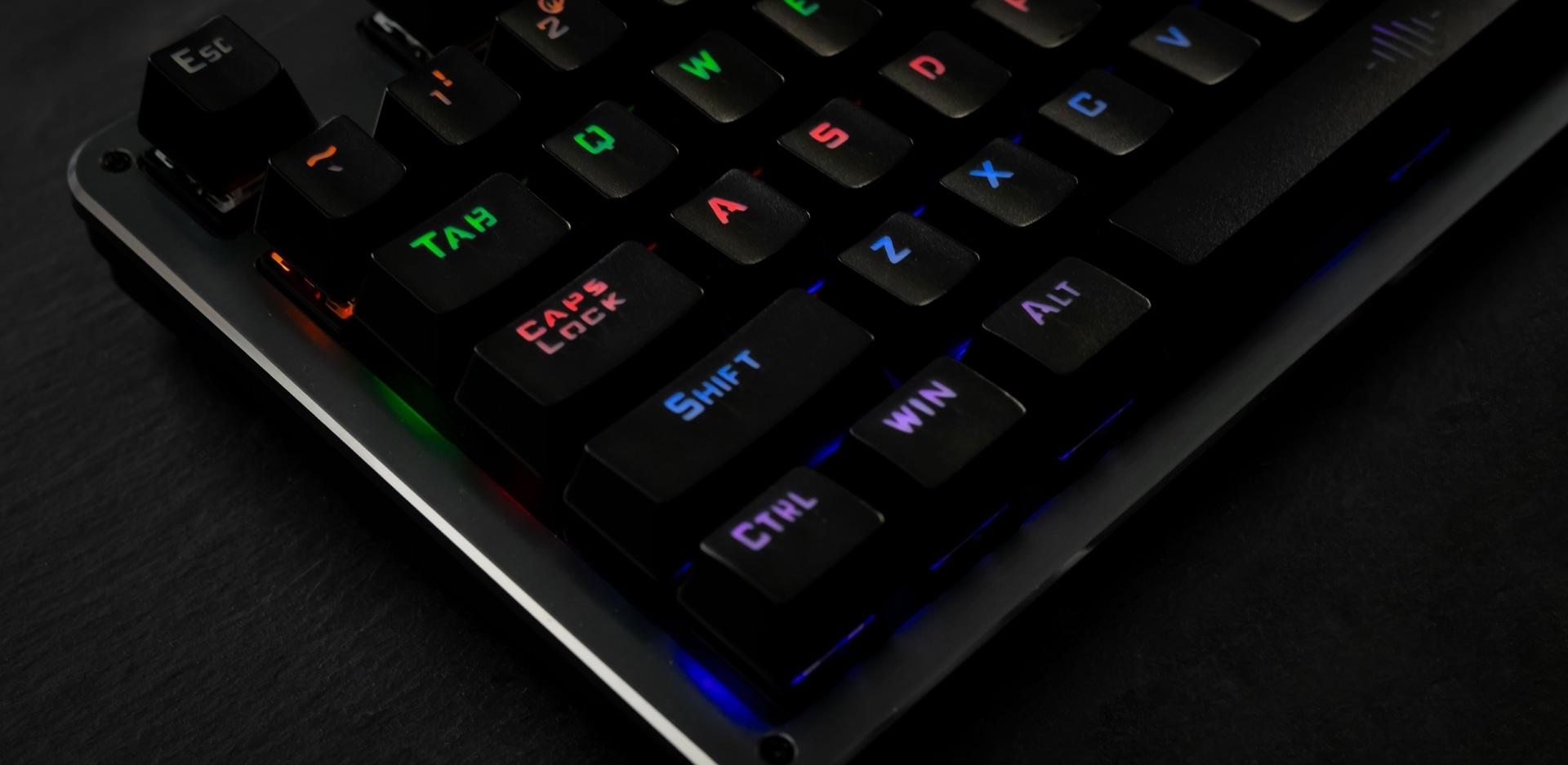 ZeroGround Simeto 2.0 - Gaming keyboard