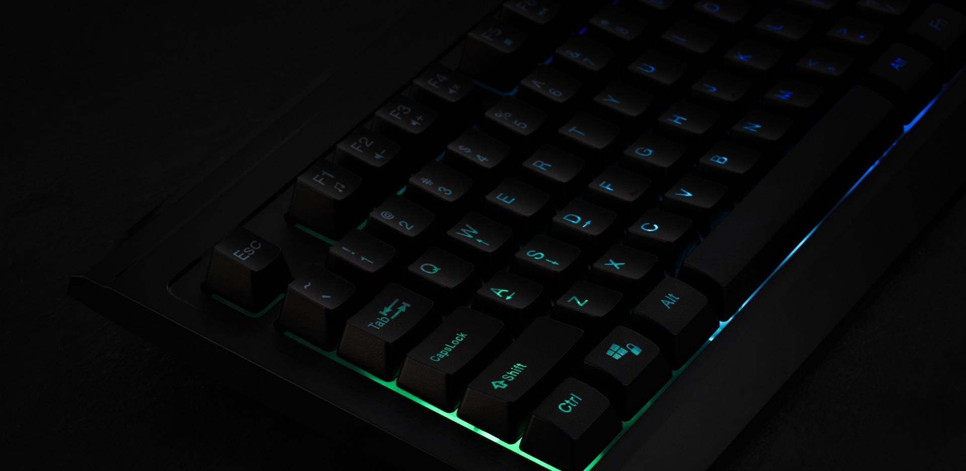 ZeroGround Toromi - Gaming keyboard
